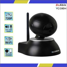Newest design ip camera 720p two way audio made in VGSION BEABLE factory for sale