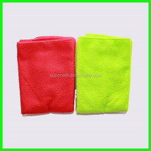 customize car wash terry microfiber cleaning cloth