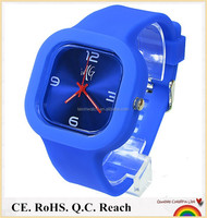 laixinwatch famous sports silicone brand watch men