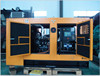 Yiwu 25kw silent Compact Diesel Generator With Perkins Engine