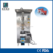 automatic water soluble acai berry juice packing machine