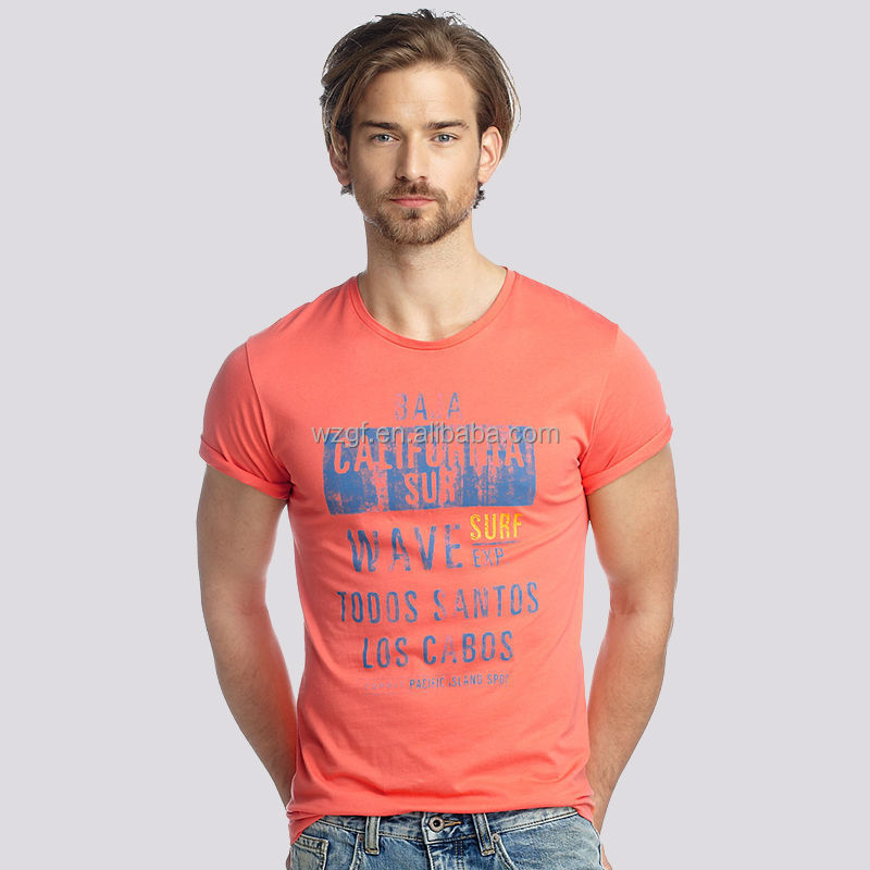 Wholesale fashion casual bulk t shirts for men buy t for Where can i buy t shirts in bulk for cheap