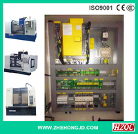 Low Voltage FANUC PLC Control Cabinet Main Switchboard Electrical Distribution Cabinets