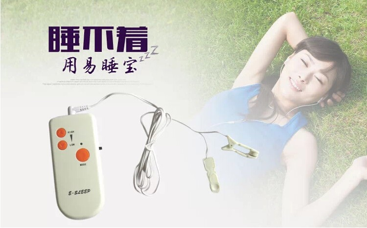 Health care product E sleep Electronic Sleeping Aids E602 as seen as on TV