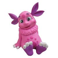 Customizable cartoon figure toys plastic toys