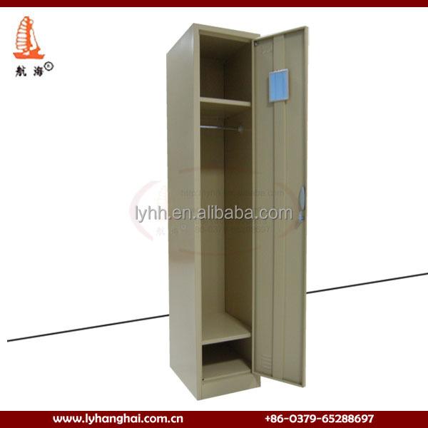 Single Door Steel Cabinet Wardrobe Closet Steel Locker Buy Steel Locker Wardrobe Closet Steel