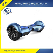 SAMSUNG 36V 4.4Ah Lithium battery self balancing electric scooter 2 wheels