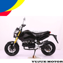 unique monkey bike/125cc sport motorcycle china bike/LED light motorcycle