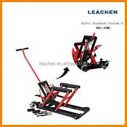 ningbo leachen hot motorcycle/ATV lift for sale