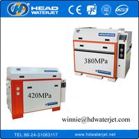 380MPa- 420MPa Water Jet intensifier pump