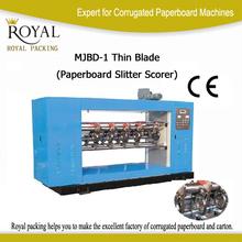 paperboard slitter machine, slitter scorer machine