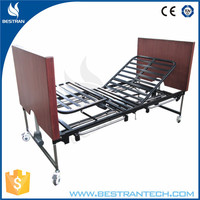 BT-AE032 Hospital Nursing Modular Homes Fold Bed, Home Care Patient Bed Price, CE Approved