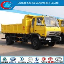 3000kg dongfeng fuera de carretera camiones volquete 6 ruedas mini camiones volquete