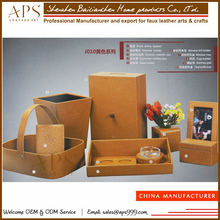 High-grade Hotel Leather Products
