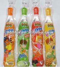 180ml bottle shape juice bags /plastic pacakging pouch