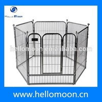 China Wholesale Galvanized Double Steel Bar Dog Cage
