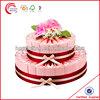 Customized sweet wedding cake boxes 2013 wholesale