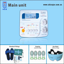 electronic acupoint massage arthritis therapy electro fitness