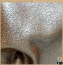 soft 100% viscose pu coated artificial leather for sofa material