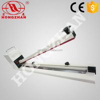 Hongzhan HI 18' 24' 30' 36' 40' aluminum body long sealing line type hand impulse sealer
