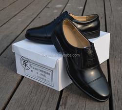2015 Loveslf Three joint military uniforms Captain boots men shoe authentic military shoes wholesale