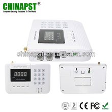 CE & RoHS Certificated 99 Wireless & 2 Wired Zones PSTN+GSM with Backup battery DC12V anti intrusion alarm system PST-PG992E