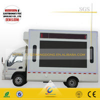 Trailer moving 5d 7d 9d cinema theater with 6/8/9/12 seats