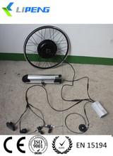 48V ebike diy kit with DC Brushless motor