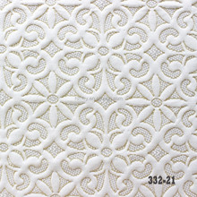 wholesale flame retardent knitted jacquard fabric mattress