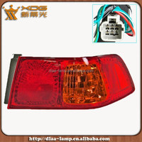 spare parts car led tail light motorcycle parts camry 00 01 tail light
