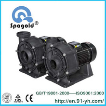 China manufactured super flow water pump for swimming pool