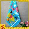 Custom Cartoon Logo 100% Cotton Printed Towel, Cotton Baby Towel
