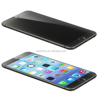 2.5D High Transparency 98% Tempered glass screen protector for iphone 6