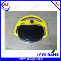 Special function of solar charge and lowest noise durable remote controller parking lock