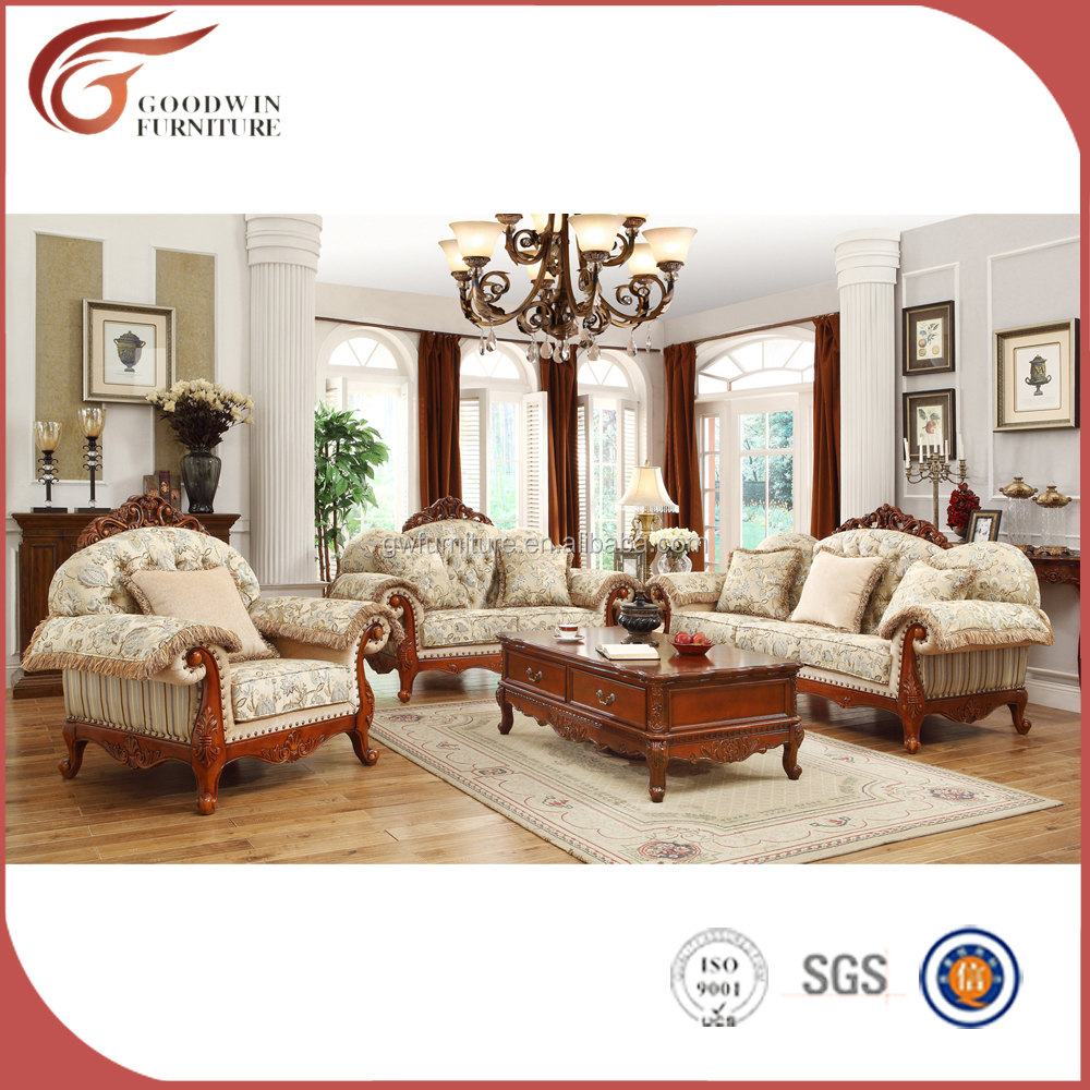 Wholesale antique living room furniture cheap 100 genuine for Wholesale living room furniture sets