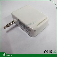 NEW style Audio Jack Mobile Magnetic Card Reader for mobile phone, mobile point of sale