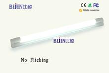 Protección para los ojos seguro y limpio Color led tubo de vidrio
