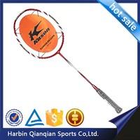 Best quality racket badminton