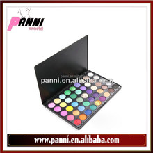 Hot selling 45 mixed color colorful eyeshadow wholesale makeup 120 colors eyeshadow palette