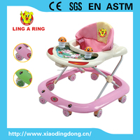Contracted and cheap baby walker