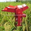 High quality small paddy husker machine