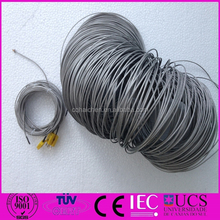 type k 0.3mm cable wire thermocouple