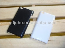 White,Black,Clear protective back cover in hard plastic material for Plain IPOD TOUCH 4 cover