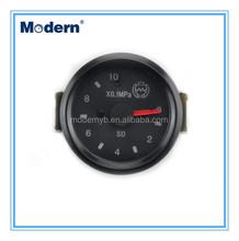 LED double needle pressure gauge