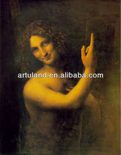 Da Vinci Leonardo painting reproduction for art wall