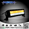 100%optically clear aurora White Amber color aurora 10 inch 60w led off road truck