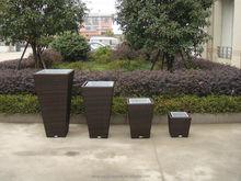 TX-9009 Sell four-piece Outdoor courtyard waterproof flower pot