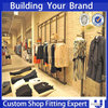 clothes shop shelf supplier in guangdong