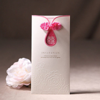 Elegant Simple Luxury High Quality decorated cards
