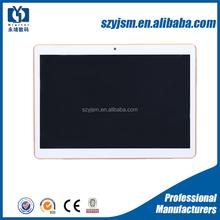 9.6inch 1280*800 phablet , MTK6582 Quad Core 3G Dual Sim tablet phone